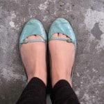 shoe re-do!