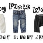 pants week day 3: jeans