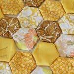 vintage hexies: a hexagon tutorial!