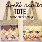 sweet scallops tote sew-a-long