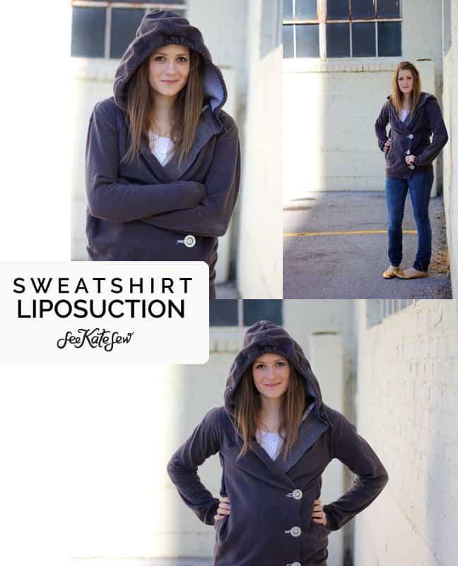 Sweatshirt Lipo with See Kate Sew
