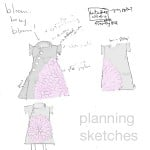 bloom, baby, bloom: sketchbook to runway