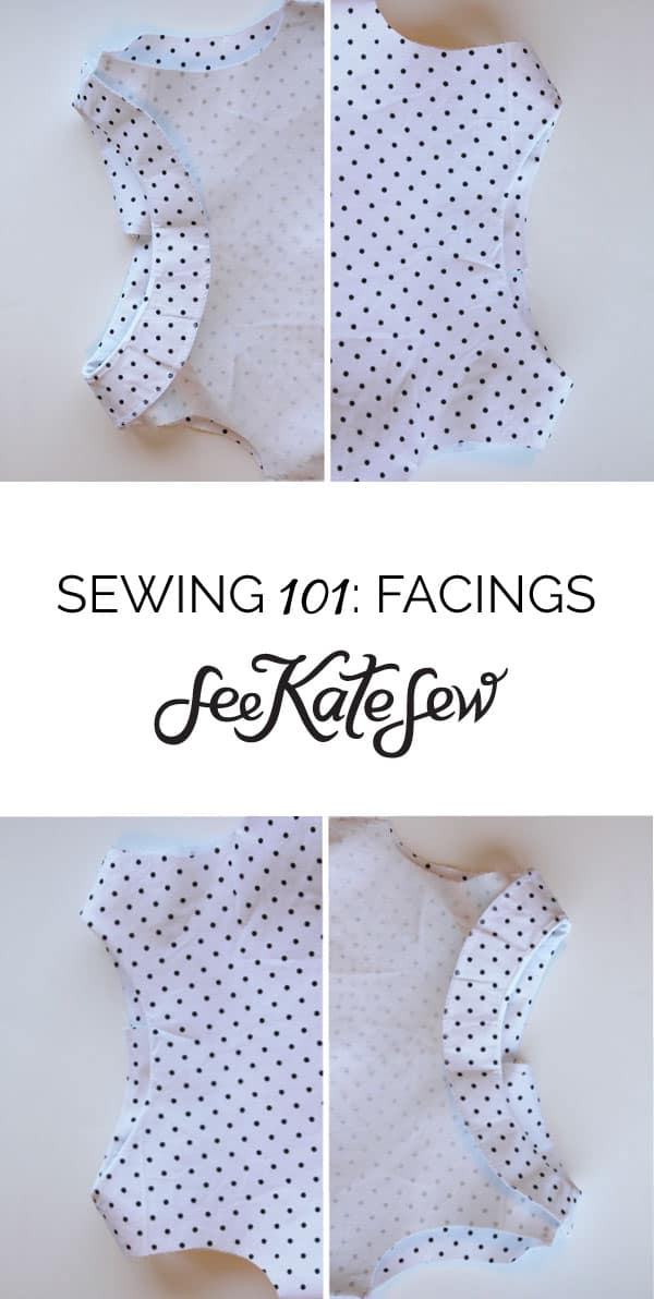 Facings | See Kate Sew