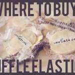 where do you buy ruffle elastic?