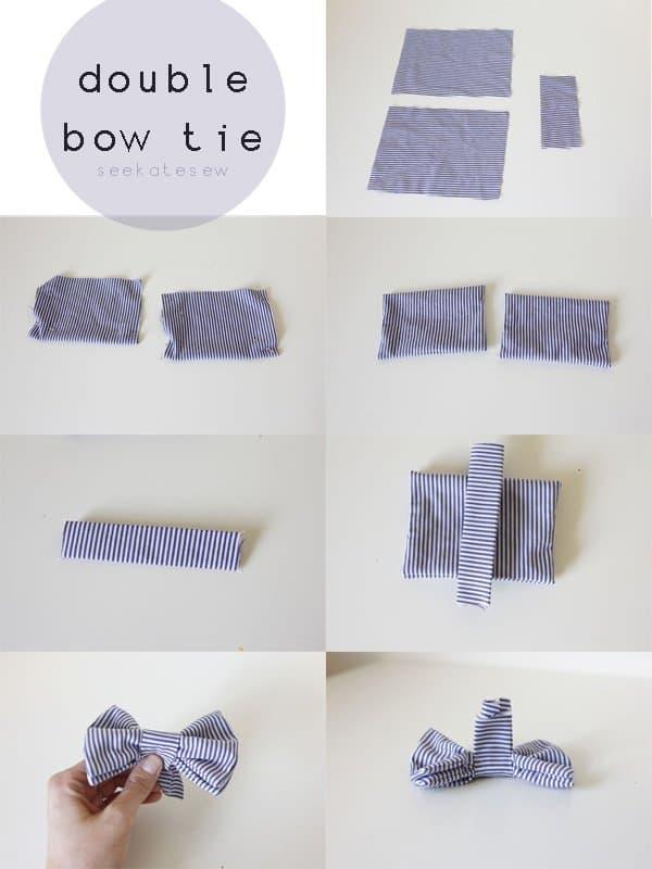 suspenders + bow tie tee - see kate sew