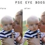 photoshop elements: eye boost tutorial