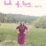 cows + the look of love dress by shabby apple
