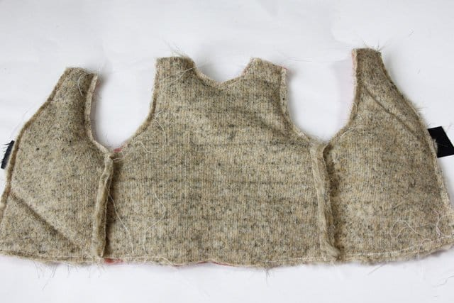 Baby Faux Fur Vest Pattern Tutorial See Kate Sew