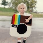 instagram camera costume (+ tutorial)
