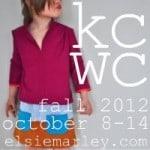 october things: fall fabrics month! + kcwc