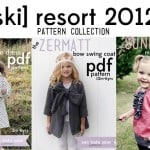 [ski] resort 2012 pattern collection RELEASE!
