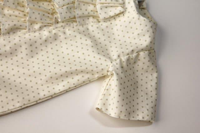 ruffled baby dress tutorial see kate sew