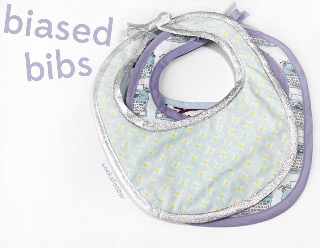 Free Bib Pattern | Sew a Baby Bib