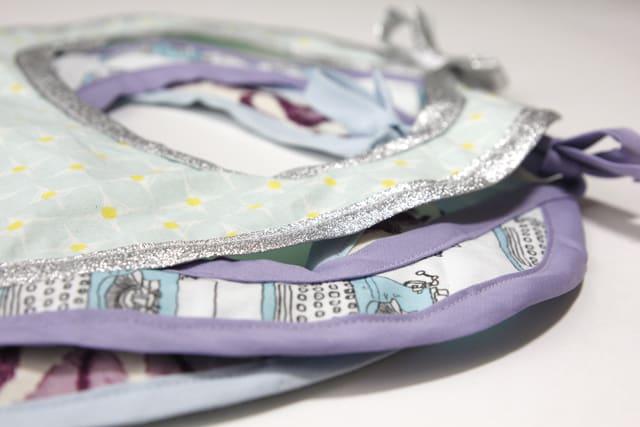 Free Bib Sewing Pattern | Baby Gift Ideas