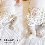 FREE PATTERN! baby bloomers
