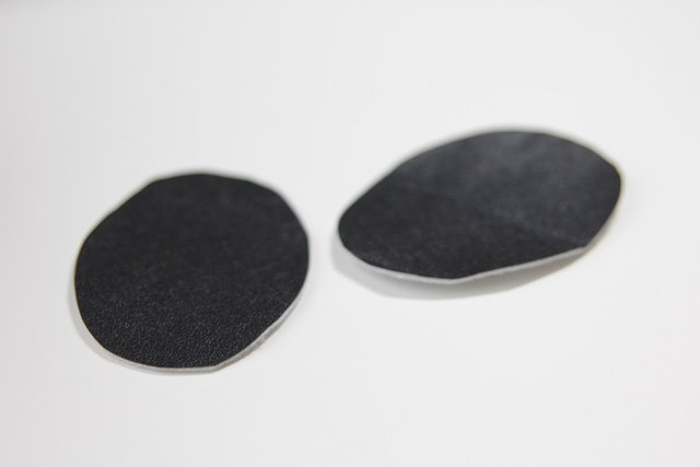 pleather elbow patches