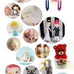 20 doll + toy patterns to sew
