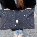 envelope clutch pattern