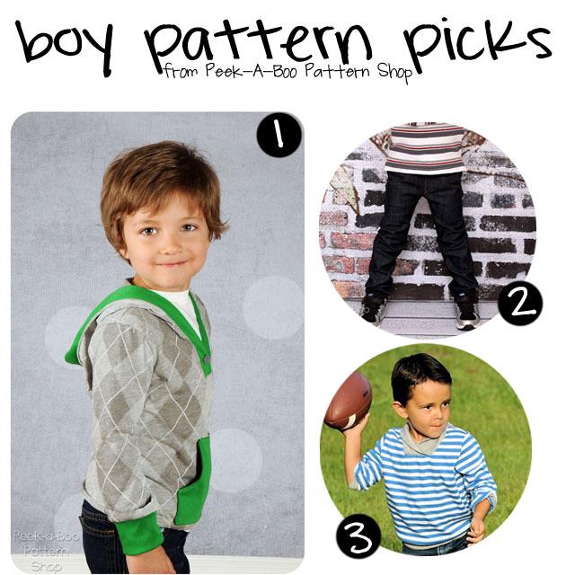 peek-a-boo pattern shop boys