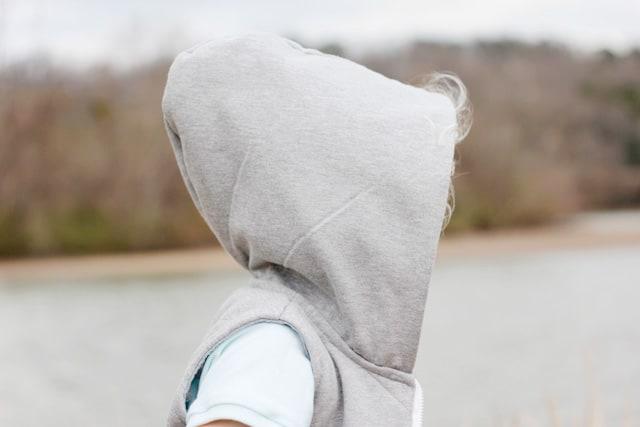 aztec spring hoodie