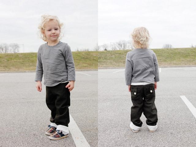 surfer slacks pants