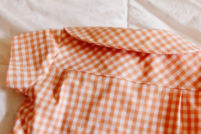 gingham shirt - see kate sew