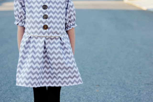 zig zag dress - see kate sew