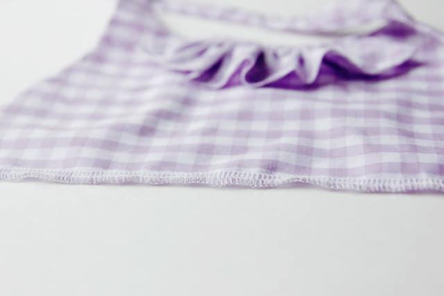 DIY jumper dress