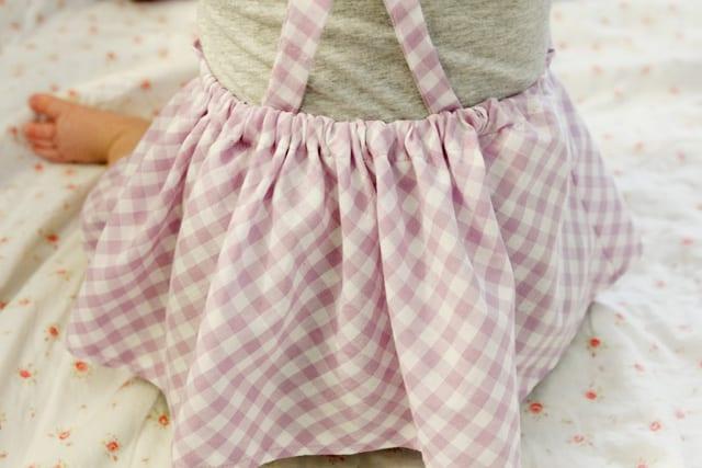 jumper dress pattern