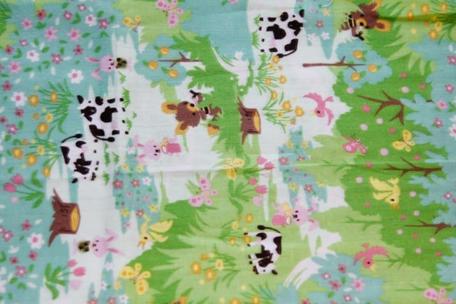 cute kawaii fabric