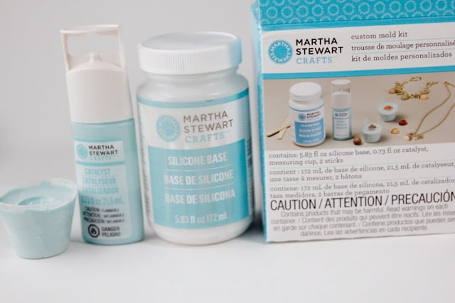 martha stewart custom mold kit