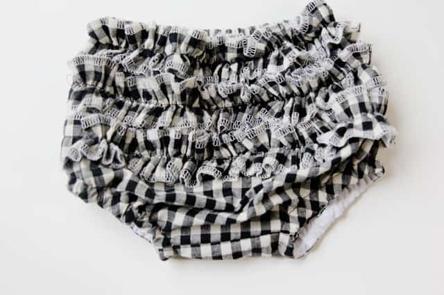 ruffle bum diaper cover tutorial