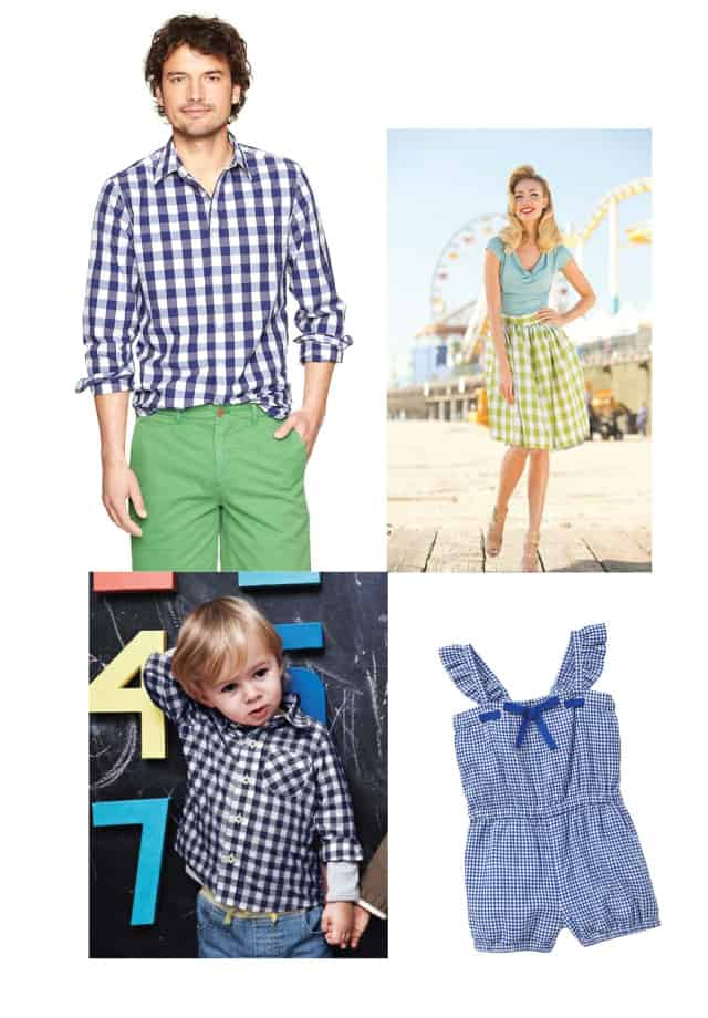 gingham style round up