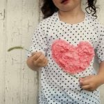 Ruffled Heart Top Tutorial
