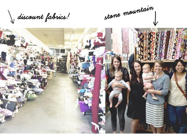 berkeley fabric shopping