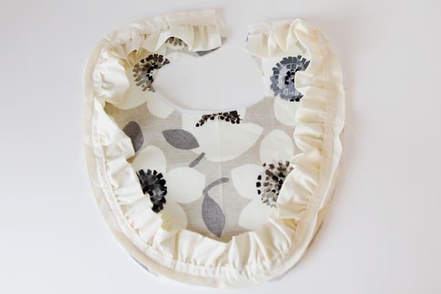 free ruffle bib pattern see kate sew