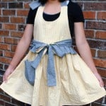 Ruffled Apron Pattern Round-Up!