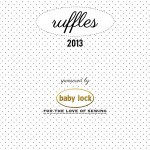 RUFFLES 2013 WRAP UP