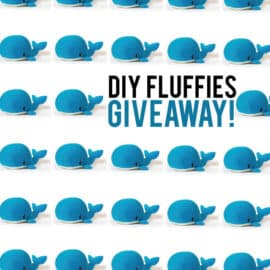 DIY fluffies giveaway!