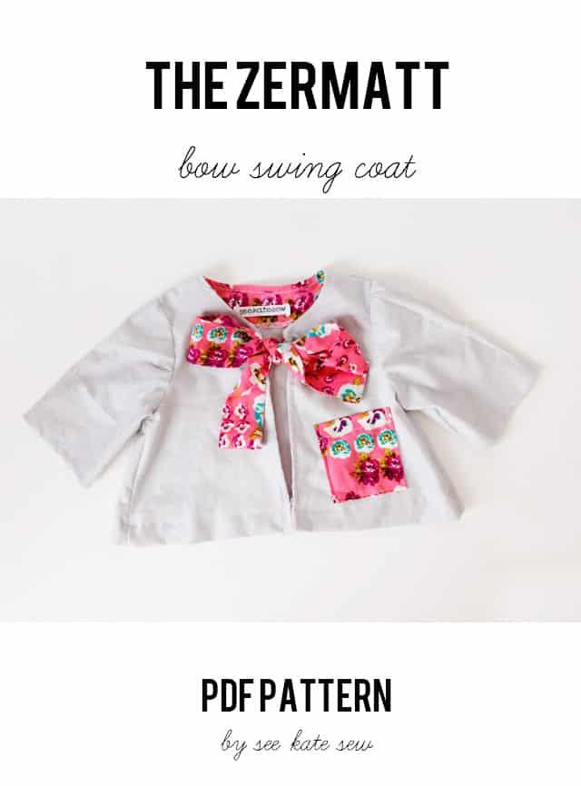 bow swing coat