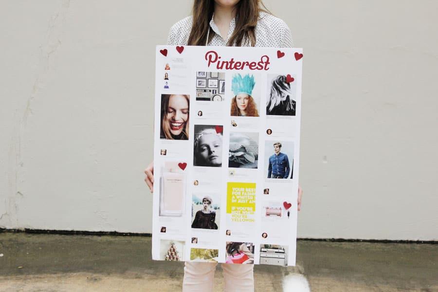 Pinterest Costume tutorial