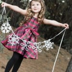 holiday photo tips with girl. inspired!