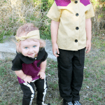 how to coordinate sibling outfits!
