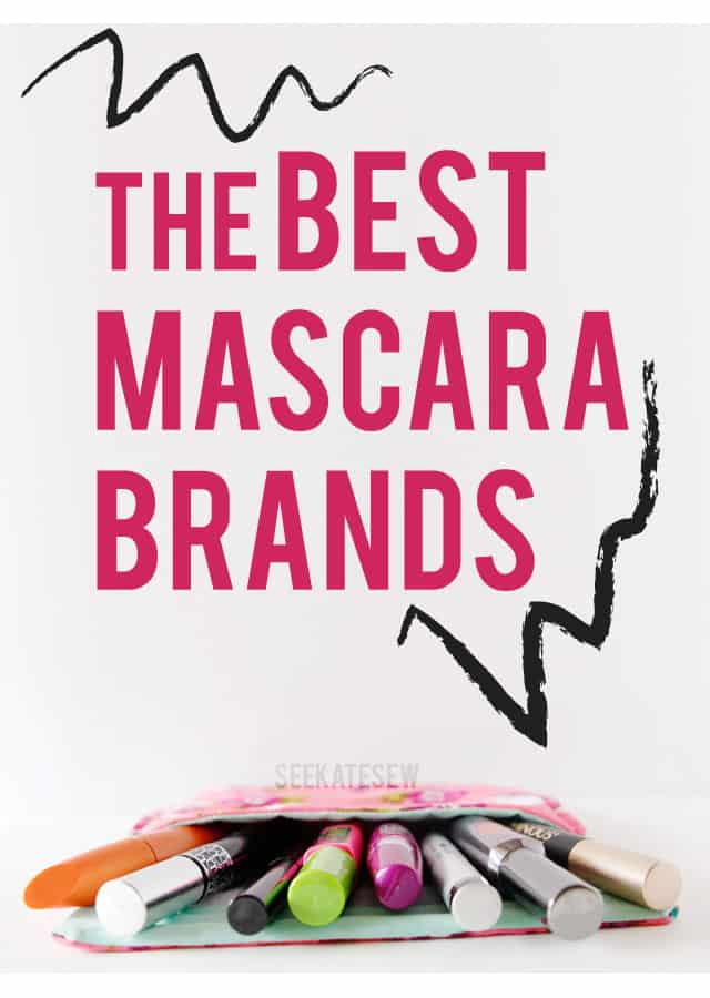 the BEST mascara brands for your budget
