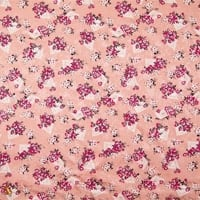 anna sui floral lightweight silk