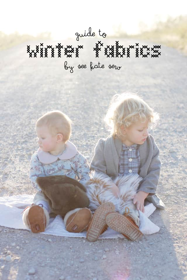 guide to winter fabrics