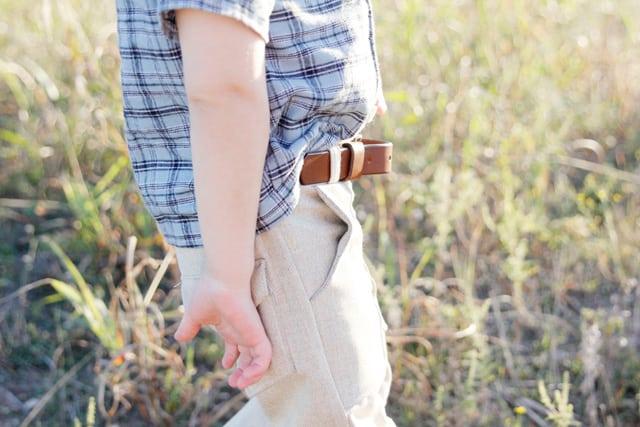 one little belt