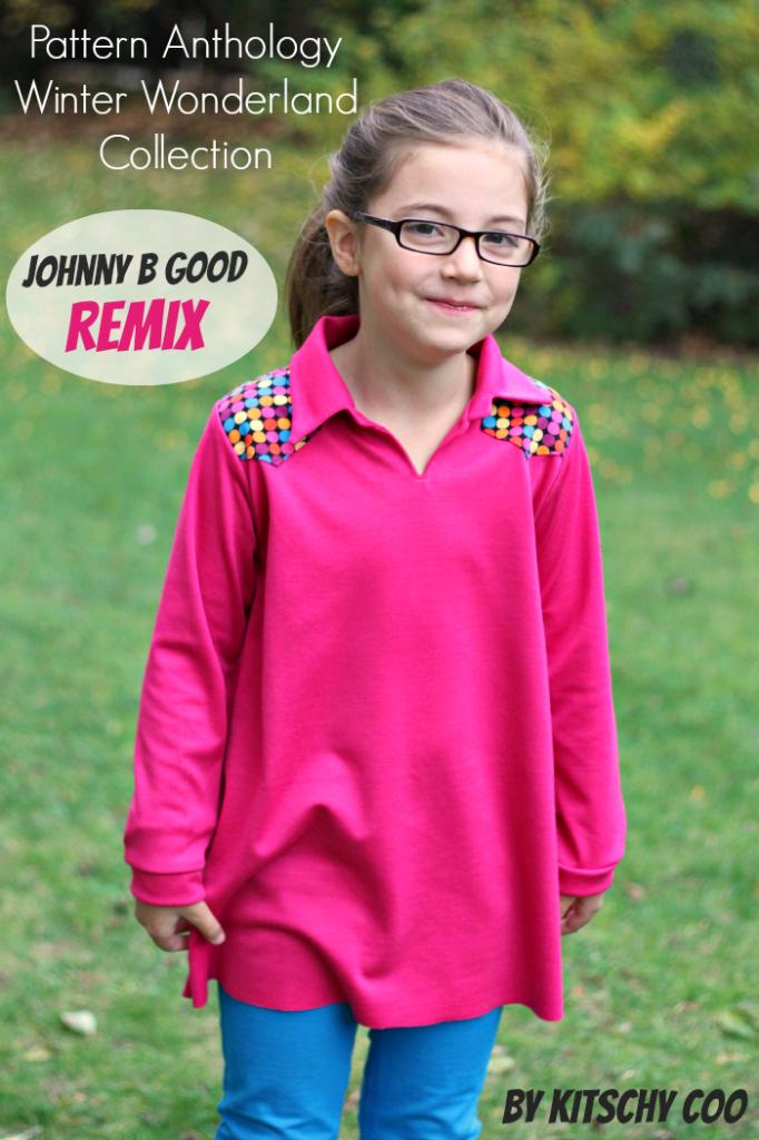 pattern anthology remix