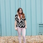 aztec peplum + new pattern + BLACK FRIDAY 40% OFF SALE!