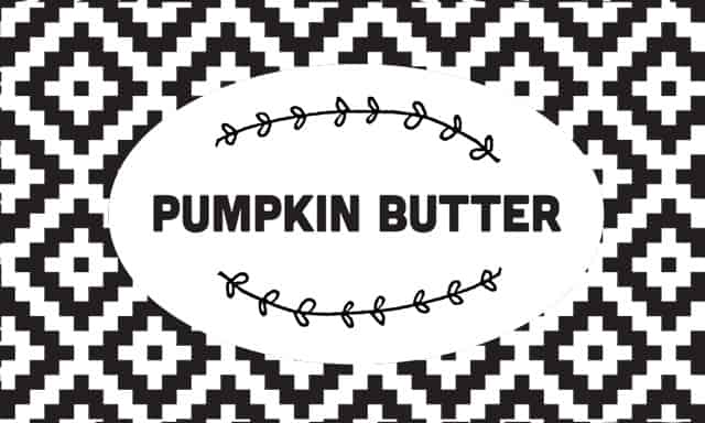 free pumpkin butter download
